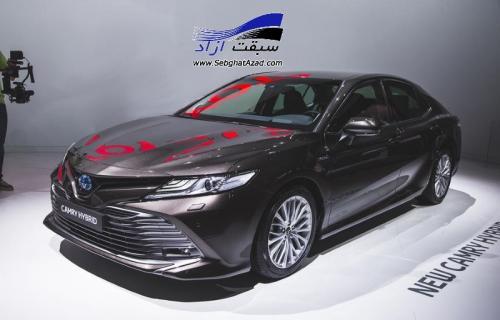 تویوتا در نمایشگاه خودرو پاریس 2018، هیبریدی بودن به سبک ژاپنیها
