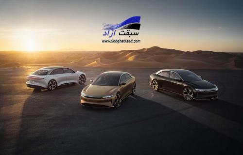 لوسید ایر مدل 2021، خداحافظی تسلا با تاج پادشاهی خودروهای برقی