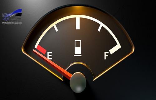 بهتر است با بنزین انتهای باک حرکت نکنیم