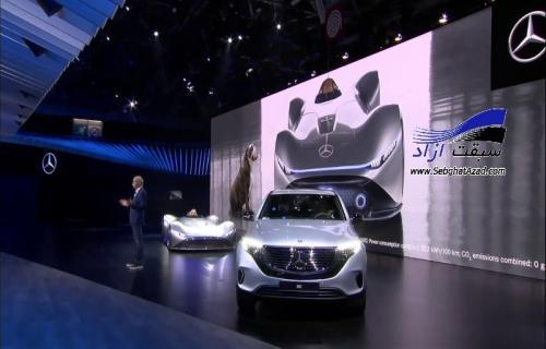 بنز در نمایشگاه خودرو پاریس 2018، نمایشی از اقتدار و شکوه خودروساز اشتوتگارت