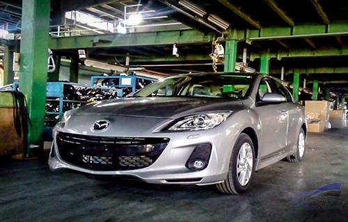 تولید 118 دستگاه مزدا 3 توسط گروه بهمن در اردیبهشت 1398! و توقف تولید برخی خودروها