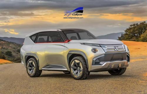میتسوبیشی GC-PHEV کانسپت، نسل آینده خودروهای کراس اوور