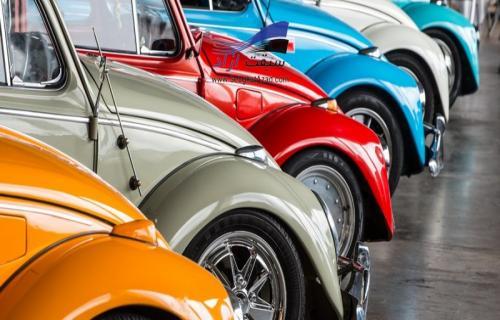 محبوب ترین رنگ خودرو در بین مردم دنیا