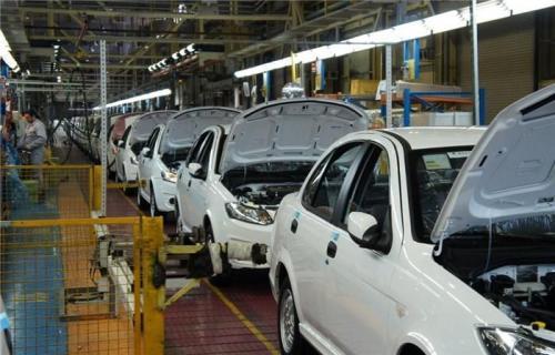 افزایش روند تولید خودرو