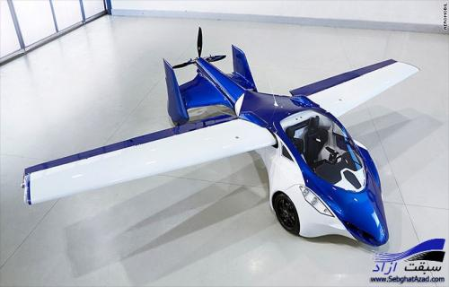 خودروهای پرنده به دنبال كسب مجوز برای تولید انبوه