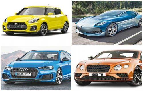 با 11 محصول پرمخاطب نمایشگاه خودروی فرانکفورت آشنا شوید