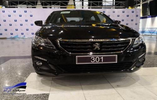 پژو 301 اولین خودروی ایرانی که در افتتاح خط تولیدش هیچ خارجی وجود نداشت