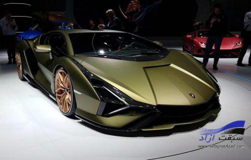 لامبورگینی سیان اولین خودرو هیبرید و قدرتمندترین خودرو لامبورگینی در نمایشگاه فرانکفورت 2019 معرفی شد