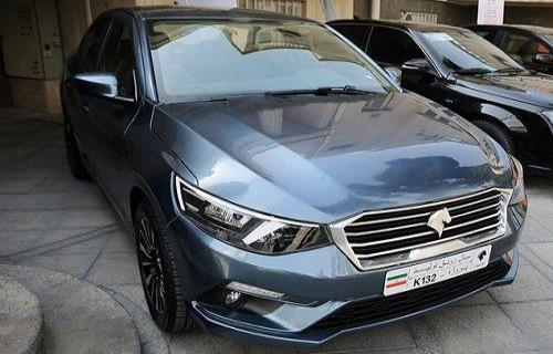 ایکو K132 خودرو جدید ایرانخودرو معرفی شد