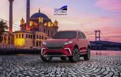 نخستین خودرو الکتریکی ملی ترکیه رونمایی شد