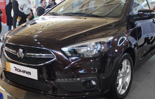 فیلم معرفی سایپا رهام خودرو جدید سایپا