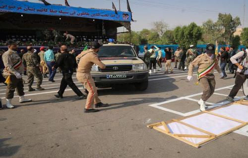 جلسه ویژه کمیسیون امنیت ملی برای بررسی حادثه تروریستی اهواز