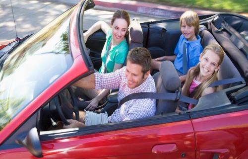 در هنگام رانندگی سرنشین مداری کنید