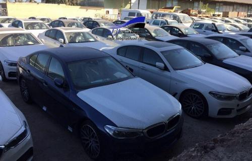 واردات بیش از 1200 خودرو در یک ماه!