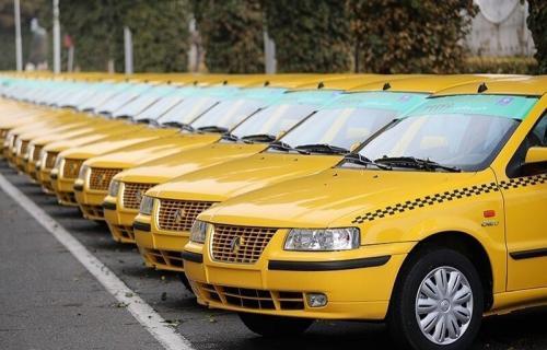 ایرانخودرو برای نوسازی تاکسیها اعلام آمادگی کرد