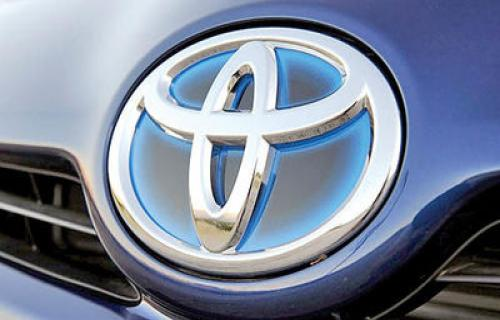 تویوتا سومین خودروساز جهان شد