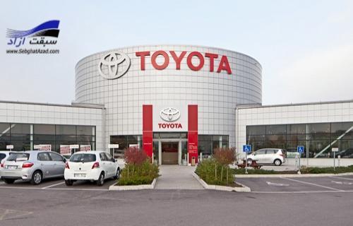 تویوتا همچنان باارزشترین خودروساز جهان است