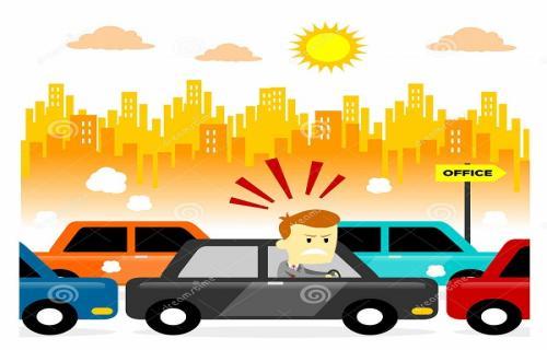 انیمشین چگونه از شر ترافیک خلاص شویم؟دوبله فارسی