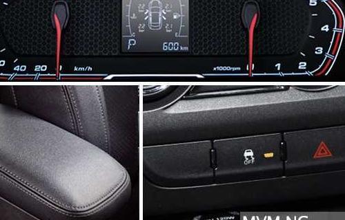 عرضه تیپ جدید X22 مجهز به ESP و آپشن های رفاهی جدید