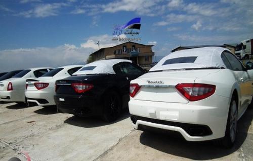 مقدمات ترخیص 13 هزار خودرو دپو شده در گمرک فراهم شده است