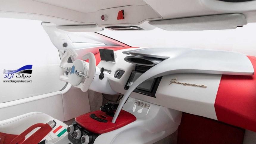 رونمایی از یک هیبریدی 996 اسببخاری به نام دیسی