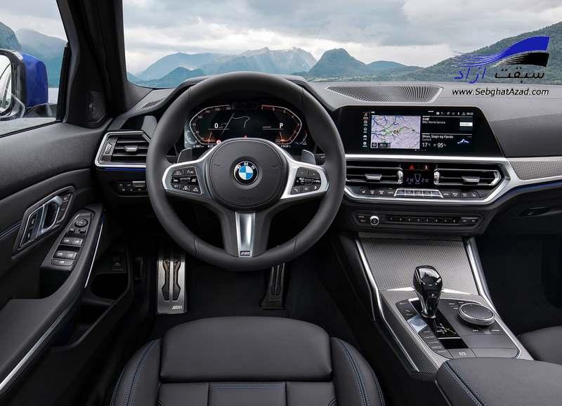 فیسلیفتی جدید سری 3 بامو/ خودرویی با نمای زیبا