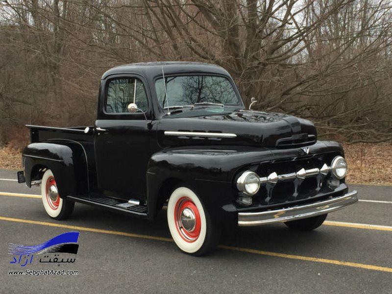 Ford F1 Truck 1951