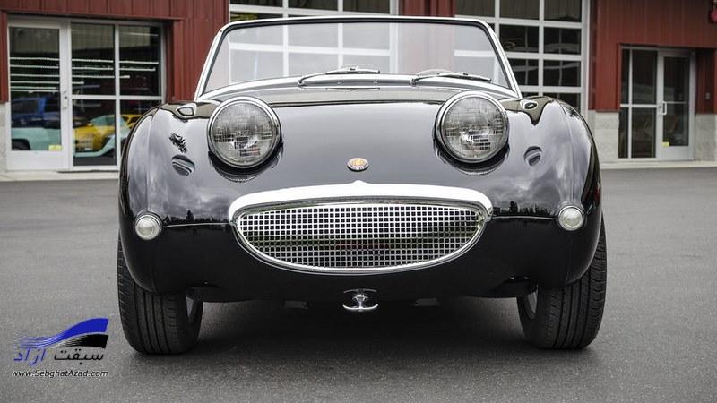 Austin Healey Sprite 1958-61