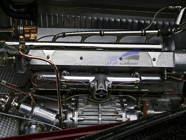 اولین بوگاتی مدل 55 اسپورت 5 میلیون دلاری
