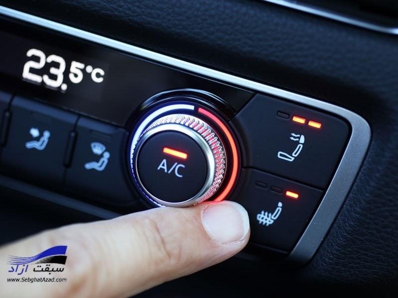 دستور زمستانه برای نگهداری از کولر خودرو