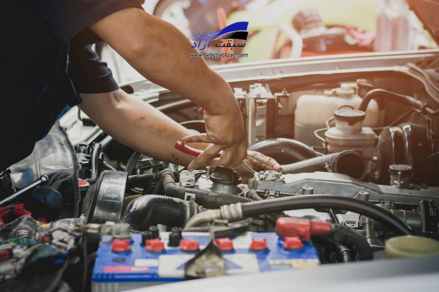 آشنایی با رایجترین مشکلات تعمیراتی خودروها