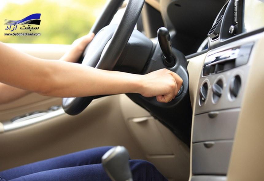 دلایل روشن نشدن خودرو و بد استارت خوردن خودرو