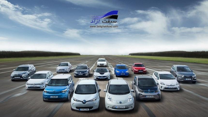 مروری بر ارزانترین خودروهای برقی در جهان