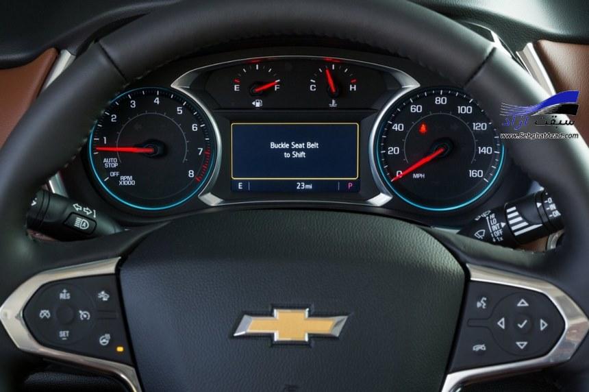 ویژگی امنیتی جدید شورولت، رانندگی امن را برای نوجوانان به ارمغان میآورد