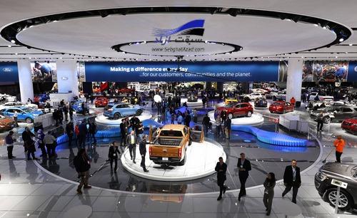 نمایشگاه دیترویت ۲۰۱۹