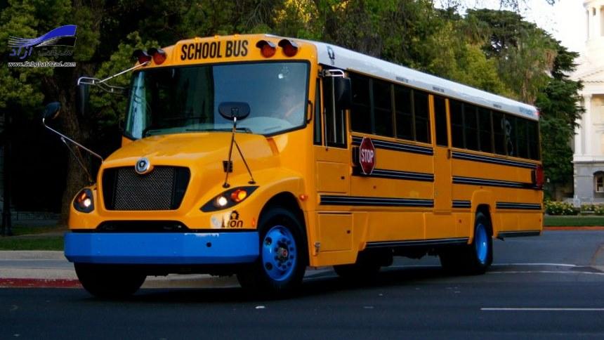 اتوبوس برقی eLion