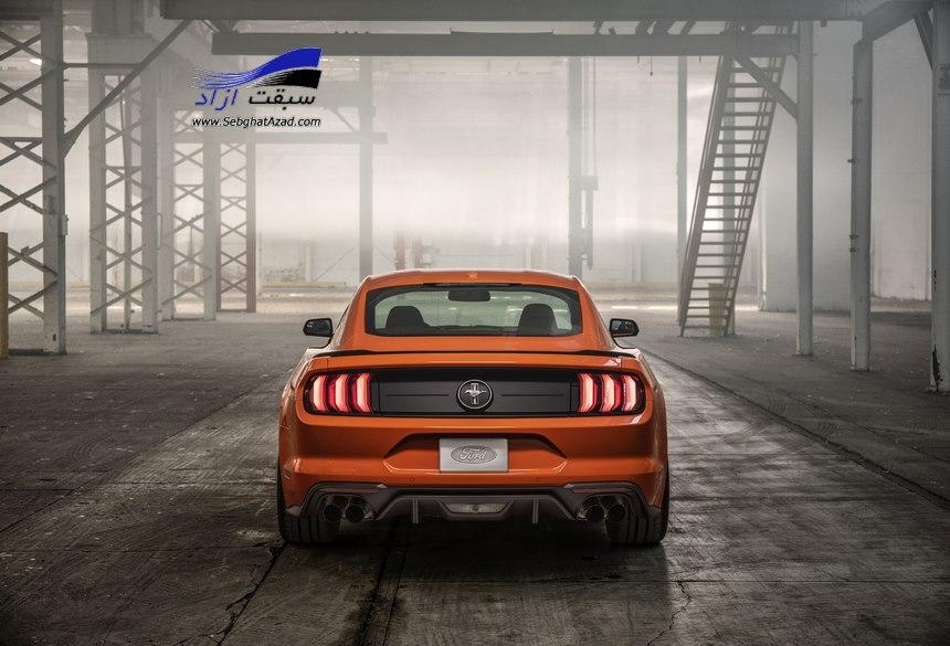 مدل جدید فورد موستانگ تلفیقی بینظیر از برترین خودروهای فورد