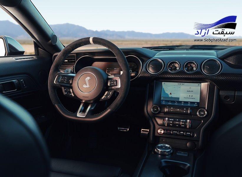 موستانگ شلبی GT500