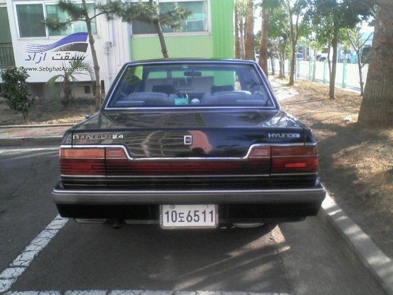 هیوندای آزرا 1991