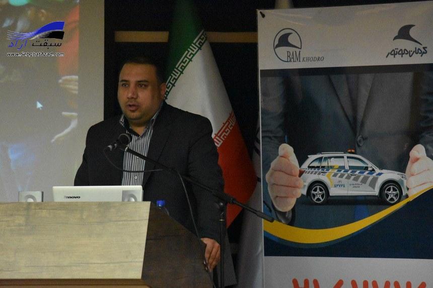 سمینار آموزشی امدادگران حمل گامی در راستای مشتری مداری