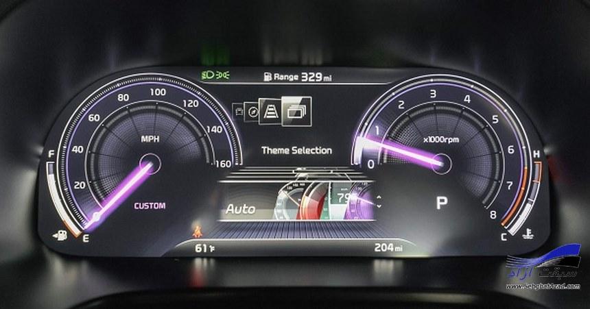 کیا K900 مدل 2019