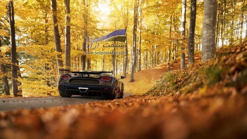 کونیگزگ آگرا RS