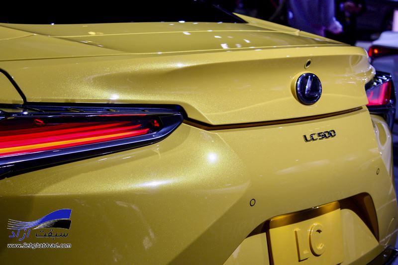 لکسوس LC500