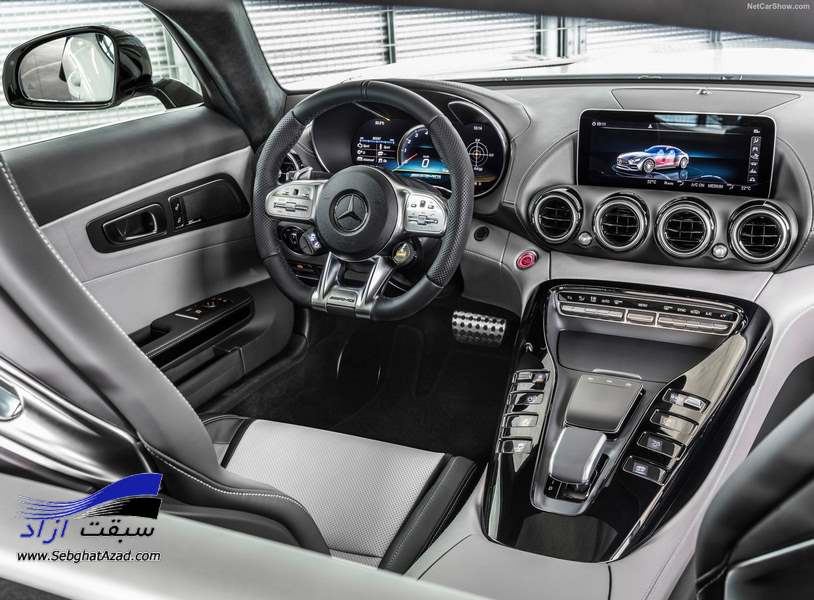 مرسدس بنز AMG GT