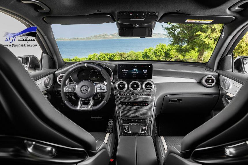 مرسدس بنز AMG GLC63 2020