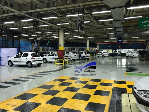 وعده بی سرانجام وزارت صنعت برای تکمیل خودروهای کف کارخانه و کاهش قیمت ها