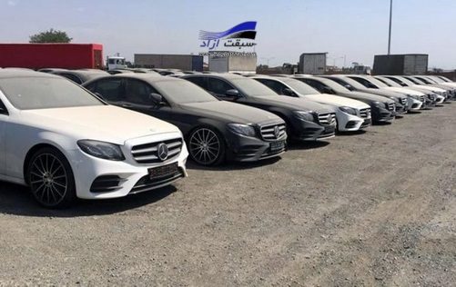 7500 دستگاه خودرو در گمرک باقی ماندهاند