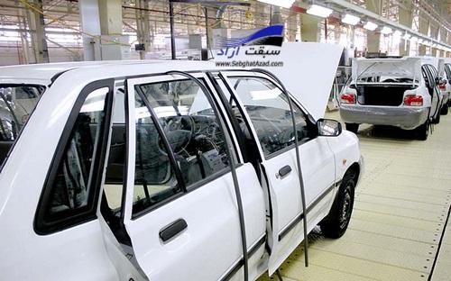 خودروسازان به تعطیلات تابستانی رفتند