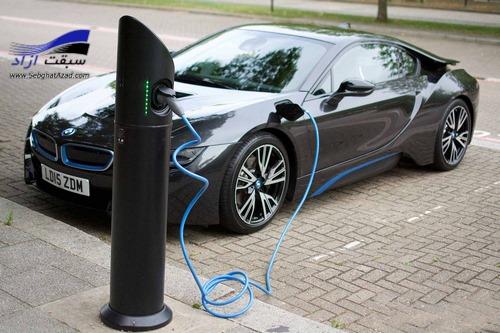 خودروهای هیبریدی بی ام و در شهرهای آلوده الکتریکی می شوند