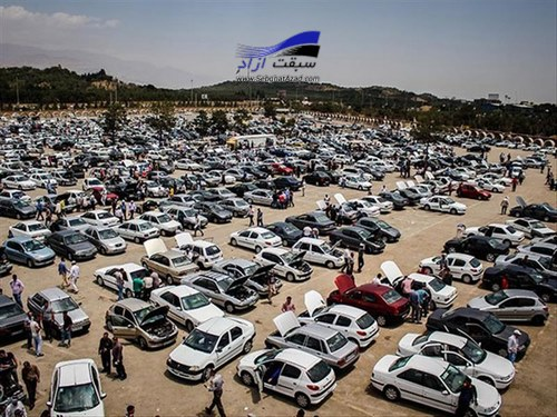 فروشنده در بازار خودرو زیاد شد